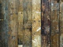 Podławy Drewniany tło 01 Zdjęcia Stock