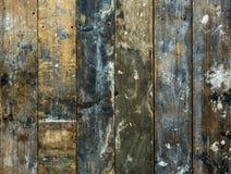 Podławy Drewniany tło 02 Obrazy Stock