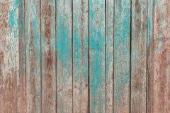 Podławy Drewniany tło Zdjęcie Stock