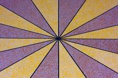 podłoga kolorowy kamień Zdjęcia Royalty Free