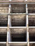 podłoga rekonstruujący miastowy budynek fotografia royalty free