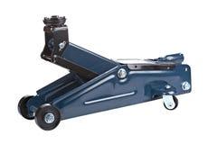 podłogowa hydrauliczna dźwigarka zdjęcie royalty free