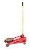 podłogowa hydrauliczna dźwigarka zdjęcie stock