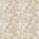 podłogowej deseniowej brzoskwini bezszwowy kamień Obrazy Stock