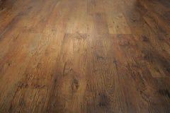 podłogowy drewniany Obrazy Royalty Free