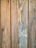 Podławe drewniane deski Zdjęcia Royalty Free