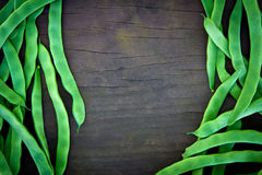 Pod beans Royalty Free Stock Image