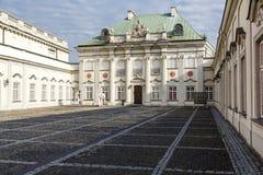 Pod Blacha Palace, Warsaw, Poland Stock Images