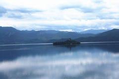 Pod niebem wyspa Zdjęcie Stock