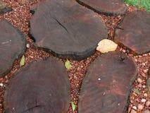 podłoga drewna Zdjęcie Royalty Free