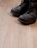 podłogowi buty Fotografia Stock