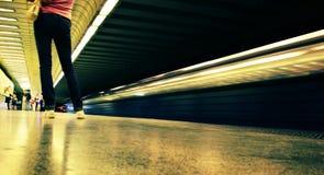 pod ziemią Fotografia Stock