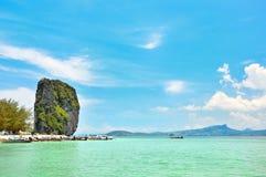 poda Ταϊλάνδη krabi νησιών Στοκ Εικόνα