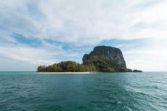 Poda beach in Krabi Thailand, andaman sea Stock Image