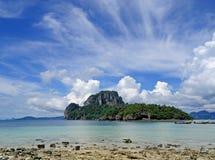 Poda Island. (Ko Poda), Thailand Stock Photos