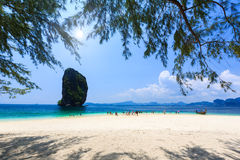 Poda island Royalty Free Stock Images