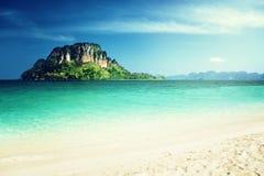 Poda island, Krabi province Stock Image