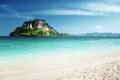 Poda island, Krabi province, Thailand Stock Photos