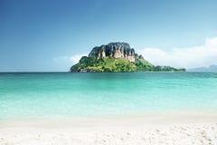 Poda island, Krabi province, Thailand Royalty Free Stock Image