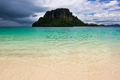 Poda island in Krabi Thailand 1 Royalty Free Stock Images