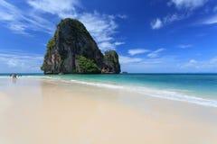 Poda island. In Krabi Thailand Stock Photo