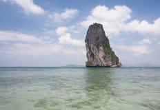 Poda island. In Krabi Thailand Stock Photography