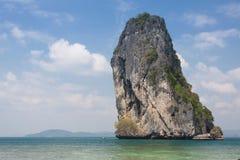 Poda island in Krabi Thailand Stock Images