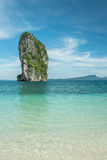 Poda island. In Krabi, Thailand Royalty Free Stock Image