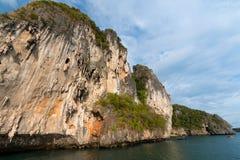 Poda island in Krabi Thailand, andaman sea Stock Image