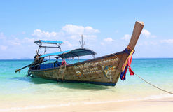Poda Island, Krabi, Thailand Stock Photos