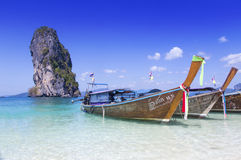 Poda Island, Krabi, Thailand Stock Photo