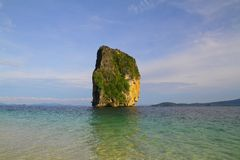 Poda Island - Krabi - Thailand Stock Photos