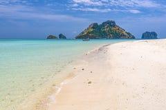 Poda island. Shore near Railay Bay in Krabi province, Thailand Stock Photo