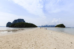 Poda island Royalty Free Stock Image