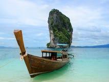 Poda Island Thailand stock images