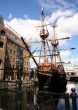 Podadoras, el Thames, Londres Imágenes de archivo libres de regalías