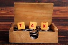 Podatk?w savings zdjęcie royalty free