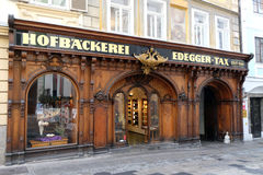 Podatku sądu piekarnia w Graz Zdjęcie Stock