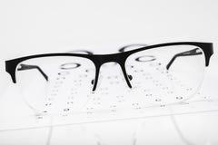 Podbitych Oczu szkła Fotografia Stock
