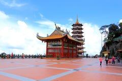 Podbródka Swee Jaskiniowa świątynia Zdjęcie Royalty Free