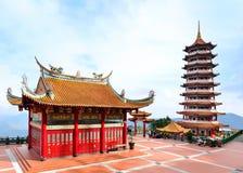 Podbródka Swee Jaskiniowa świątynia, Genting średniogórze Fotografia Royalty Free