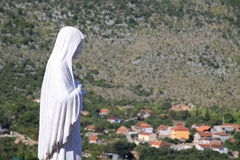 Podbrdo - Medjugorje Royalty Free Stock Images