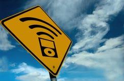 podcast σύστημα σηματοδότησης Στοκ φωτογραφίες με δικαίωμα ελεύθερης χρήσης