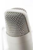 Podcasting Στοκ εικόνα με δικαίωμα ελεύθερης χρήσης