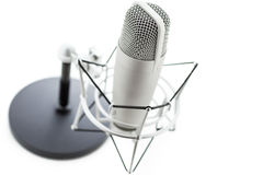 Podcasting Royalty Free Stock Photo