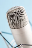 Podcasting Stock Image
