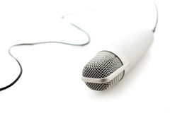 Podcasting Royalty Free Stock Images