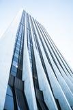 Podchodzić w górę Fargo drapacz chmur budynek w w centrum Portland obraz royalty free