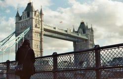 Podczas spaceru w Londyn Obrazy Stock