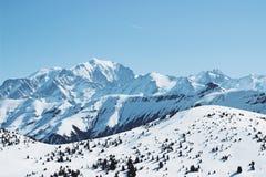 Podczas spaceru w mój górach obrazy royalty free